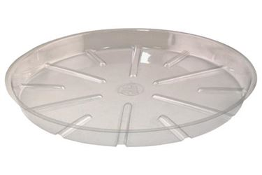 BOND CLEAR SAUCER 8 INCH