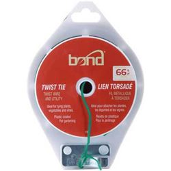 BOND TWIST TIE 66 FT